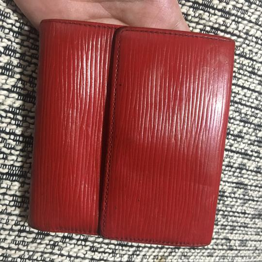 Louis Vuitton Epi Elise Wallet