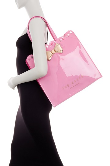 Ted Baker Tote in Pale Pink