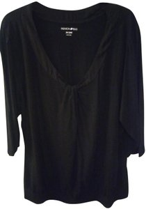 Fashion Bug Top Black