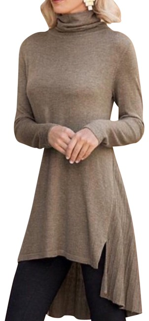 Preload https://item4.tradesy.com/images/soft-surroundings-lt-brown-cassandra-tunic-sweaterpullover-size-18-xl-plus-0x-22471443-0-1.jpg?width=400&height=650