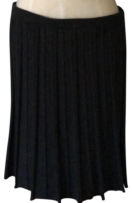 Preload https://item4.tradesy.com/images/eileen-fisher-charcoal-gray-knee-length-skirt-size-petite-12-l-22471493-0-1.jpg?width=400&height=650