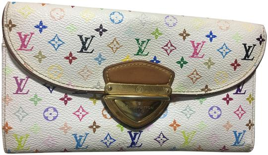 Louis Vuitton Monogram Koala Multi-color long wallet