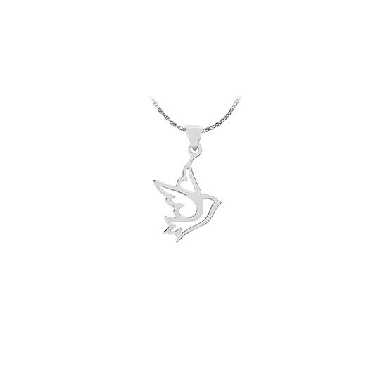 Preload https://img-static.tradesy.com/item/22471882/silver-gifting-bird-pendant-in-925-sterling-cool-necklace-0-0-540-540.jpg