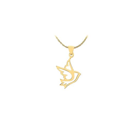 Preload https://img-static.tradesy.com/item/22471903/yellow-gold-vermeil-bird-shape-pendant-necklace-0-0-540-540.jpg