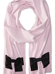 Kate Spade Kate Spade Womens Muffler with Grosgrain Bow