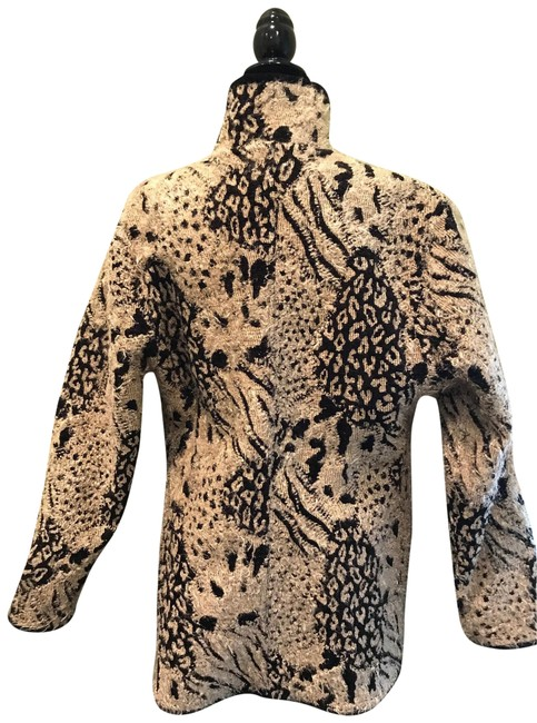 Preload https://img-static.tradesy.com/item/22472034/handmade-alpaca-hair-leopard-print-jacket-size-16-xl-plus-0x-0-4-650-650.jpg