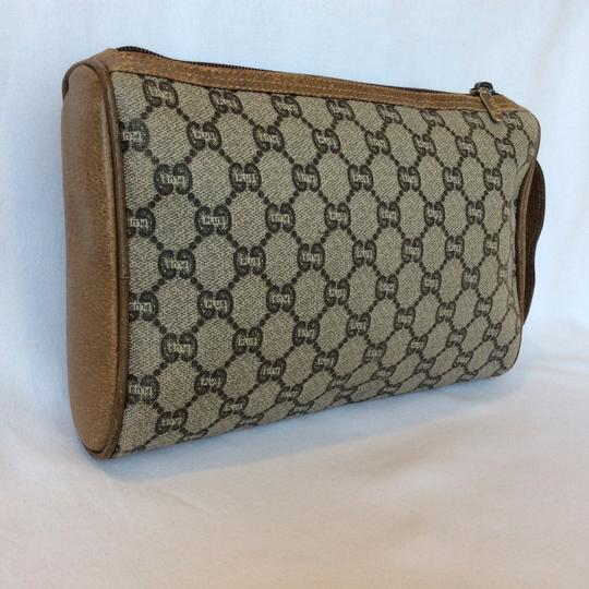Gucci biege/brown Clutch