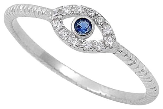 Preload https://item5.tradesy.com/images/925-blue-and-white-very-cute-topaz-evil-eye-size-6-ring-22472154-0-1.jpg?width=440&height=440