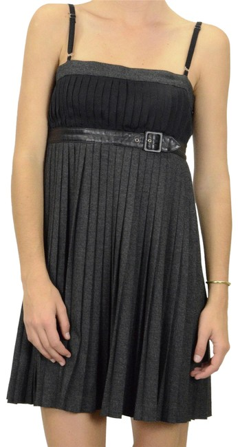 Preload https://item1.tradesy.com/images/dolce-and-gabbana-charcoal-gray-dolce-and-gabbana-short-cocktail-dress-size-6-s-22472170-0-1.jpg?width=400&height=650