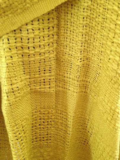Colombo COLOMBO Shawl/Wrap w Perforated Motif ITALY NWOT