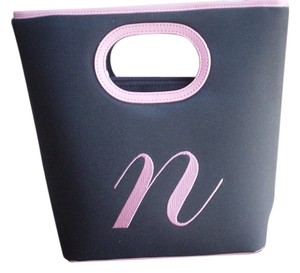 Other Tote in Black & Pink