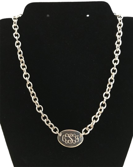 Preload https://item4.tradesy.com/images/sterling-silver-925-tiffany-style-monogram-15-necklace-22472513-0-1.jpg?width=440&height=440