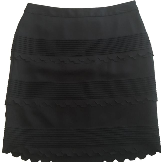 Banana Republic Mini Skirt black