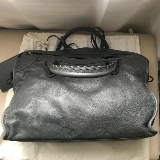 Balenciaga Motorcycle City Shoulder Bag