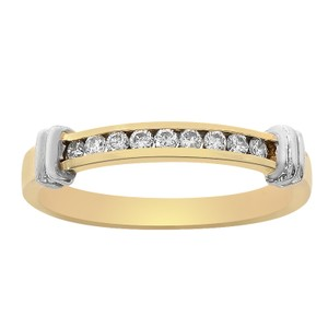 Avital & Co Jewelry 0.30 Carat Round Cut Diamond Men's Ring 14K Yellow Gold