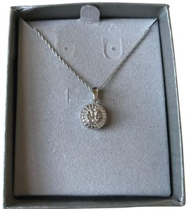 Kay Jewelers Kay's Diamond Accent Sterling Silver Pendant