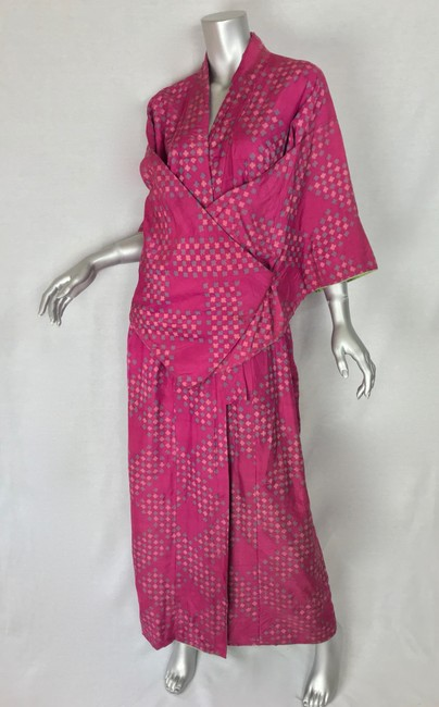 pink Maxi Dress by True Vintage