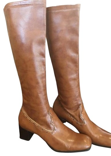 Preload https://img-static.tradesy.com/item/22472917/franco-sarto-brown-bootsbooties-size-us-85-regular-m-b-0-1-540-540.jpg