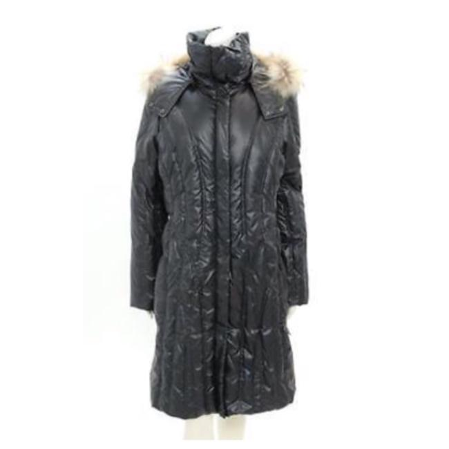 Preload https://img-static.tradesy.com/item/22473001/andrew-marc-black-nylon-and-raccoon-hooded-coat-size-14-l-0-0-650-650.jpg