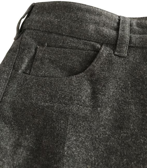 Item - Charcoal Grey Relaxed Boot Cut Pants Size 2 (XS, 26)