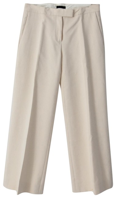 Preload https://item5.tradesy.com/images/donna-karan-nude-blush-cotton-trousers-size-8-m-29-30-22473094-0-2.jpg?width=400&height=650