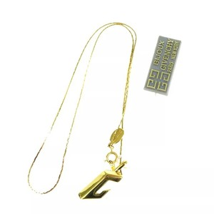 Givenchy GIVENCHY gold-tone PENDANT & Necklace