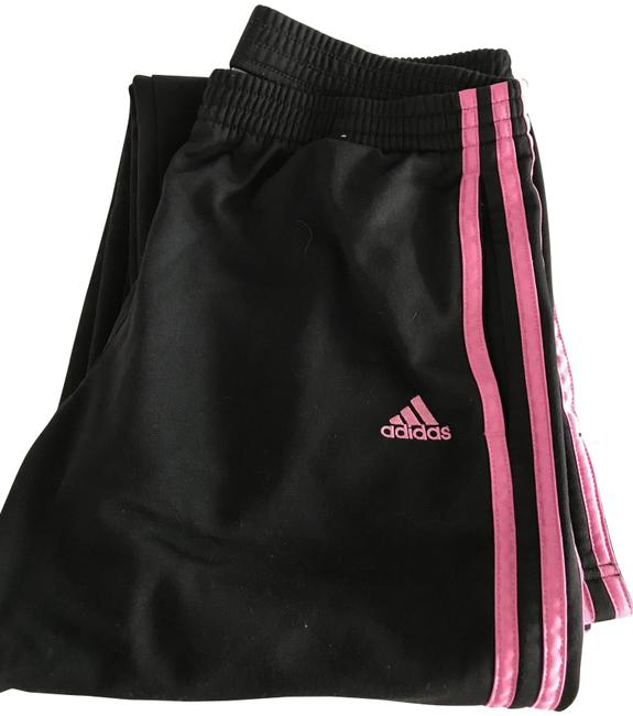 Preload https://item3.tradesy.com/images/adidas-black-and-fuchsia-3-stripes-athletic-pants-size-4-s-27-22473137-0-1.jpg?width=400&height=650