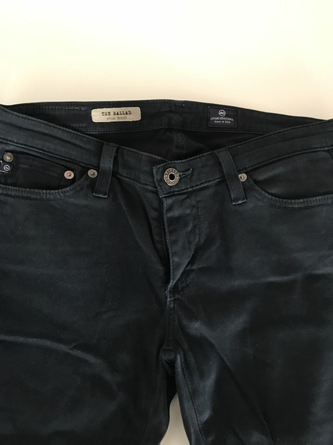 AG Adriano Goldschmied Cotton The Ballad Slim Boot Cut Jeans