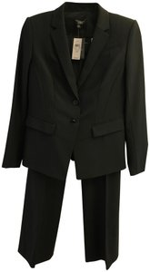 Ann Taylor Ann Taylor Black light weight wool pants suit.