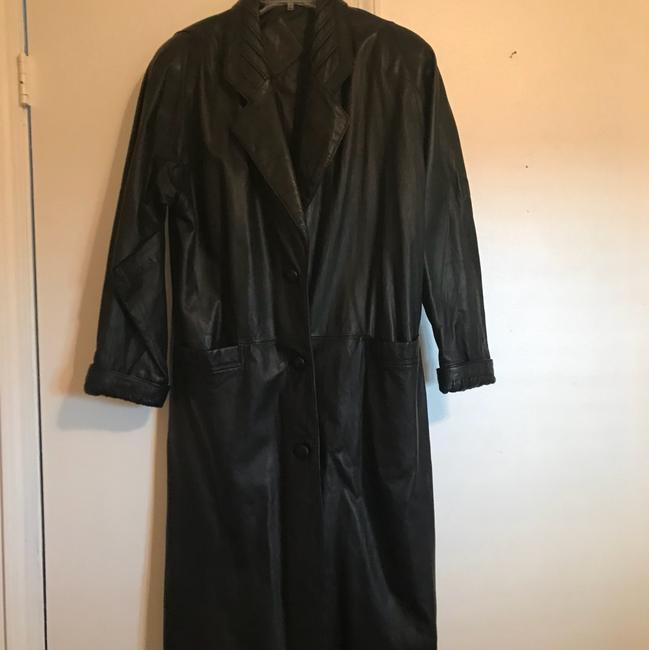 Sacoue Inc Trench Coat