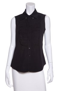 Carolina Herrera Top Black