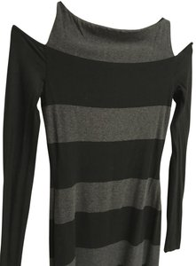 Bailey 44 Cold Shoulder Long Sleeve Flattering Tunic