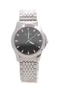Gucci Gucci Stainless Steel 27mm G-Timeless Women's Watch