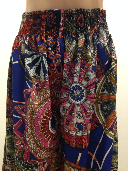 Other Relaxed Pants Cobalt Blue Multi