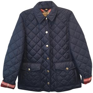 "Burberry 502 with code ""ssc50"" navy Jacket"