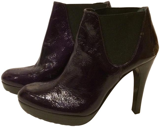 Item - Purple New Whoop Platform Patent Leather Ankle Boots/Booties Size EU 37 (Approx. US 7) Regular (M, B)