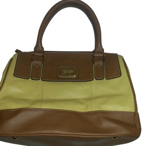 Tignanello Satchel in Brown/Ginger