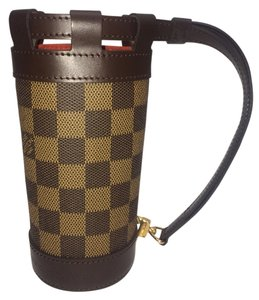 Louis Vuitton Damier Ebene Golf Cup Holder LMLLV03