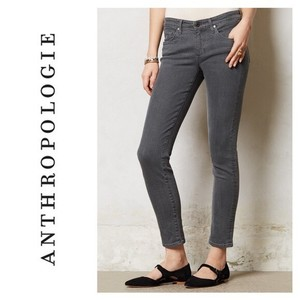 AG Adriano Goldschmied Straight Pants Grey