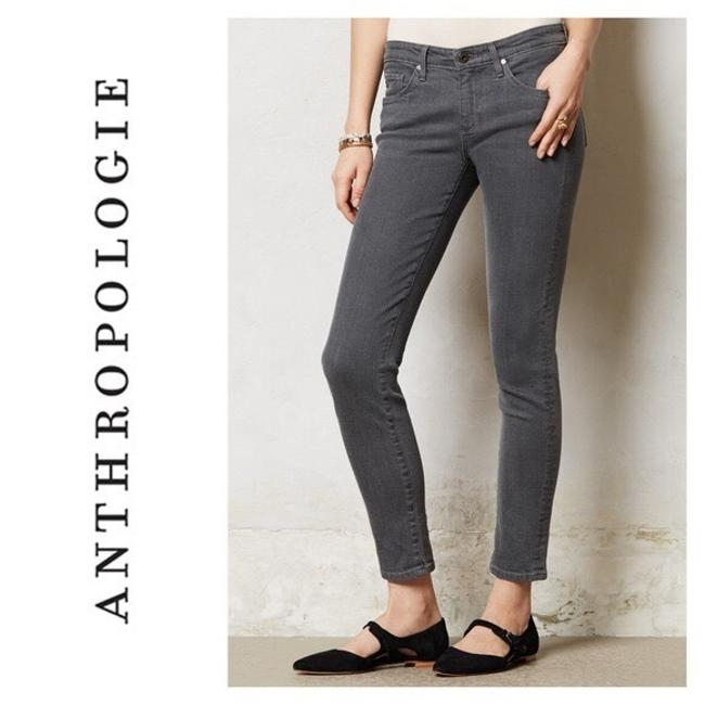 Item - Grey Stevie Slim Pants Size 0 (XS, 25)