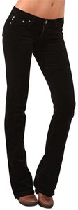 AG Adriano Goldschmied Boot Cut Pants Brown/Rust