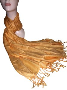 Other Sunny Apricot Wrap /Scarf [ Roxanne Anjou Closet ]