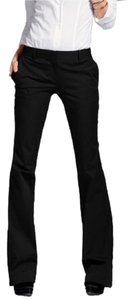 Victoria's Secret Boot Cut Pants Black