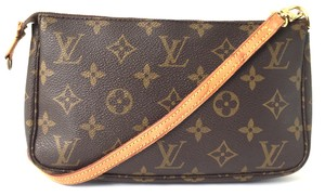 Louis Vuitton #15230 Monogram Clutch