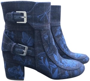 Laurence Dacade navy/multi Boots