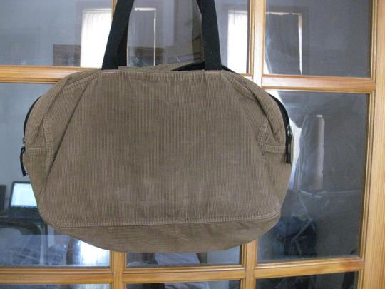 Deisel Tote in Brown and black