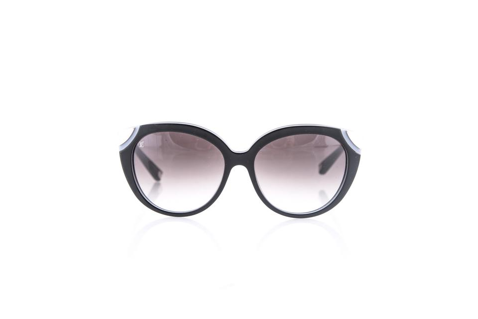 8072dbc6c3a5e Louis Vuitton Louis Vuitton Amber Sunglasses Black Image 0 ...