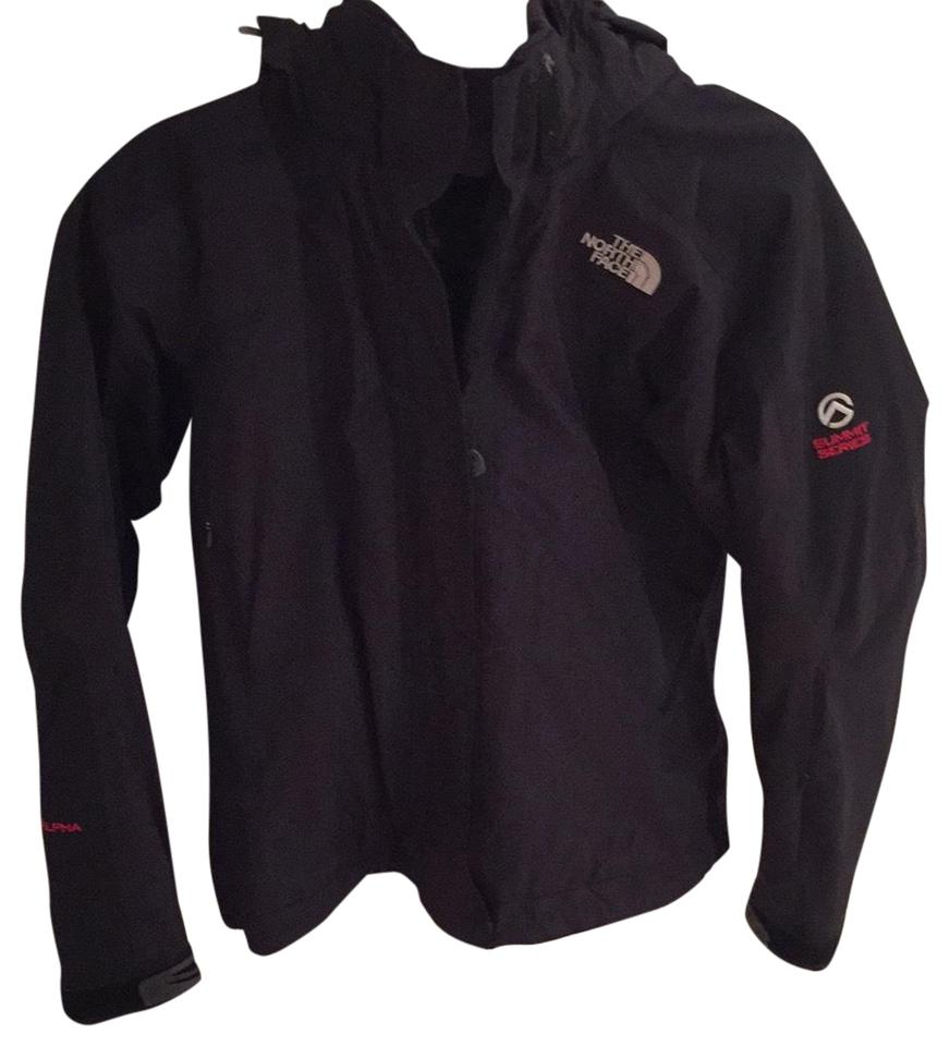 6db677e7b The North Face Black Summit Series Hyvent Alpha Coat Size 4 (S) 65% off  retail