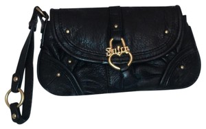 Juicy Couture black Clutch