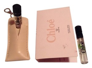Chloe Chloe Travel Size Parfum Key Chain & Mini Fragrance